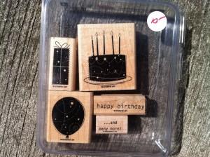 Birthday Whimsy Stamp Set