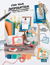 2016 Stampin' UP! Annual Catalog