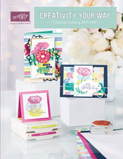2017 Stampin Up Catalogs