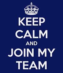 keep calm & join