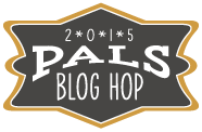 Pals November Blog Hop Badge