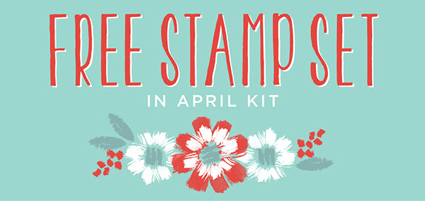 Free Stamps in April