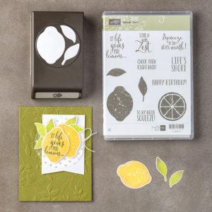 Lemon Zest bundle