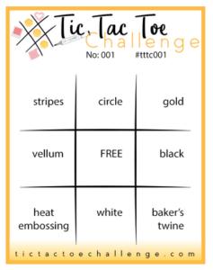 TicTacToe Challenge #001