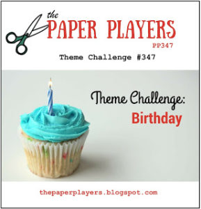 The Paper Players Challenge 347