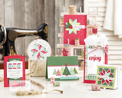 Quilted Christmas Product Suite