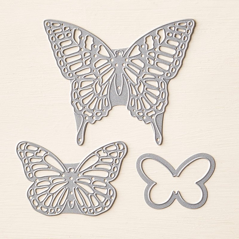 Butterfly Thinlits # 137360
