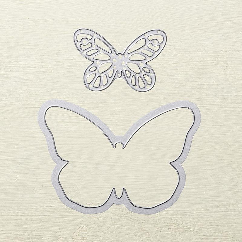 Bold Butterflies Framelits # 138135