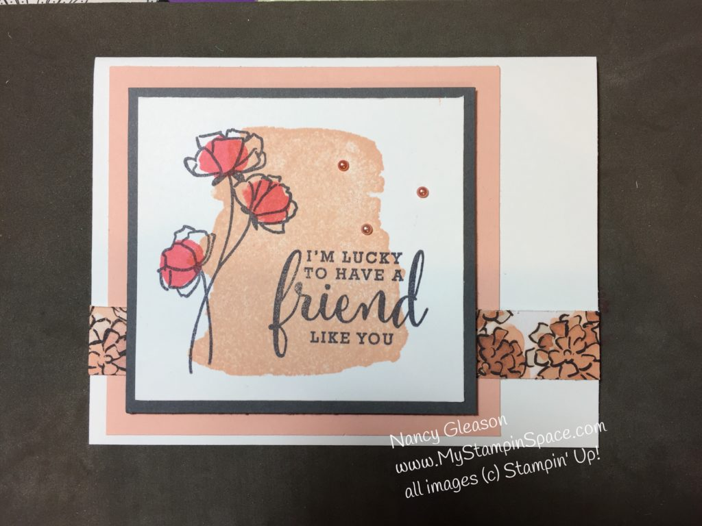 Love What You Do stamp set