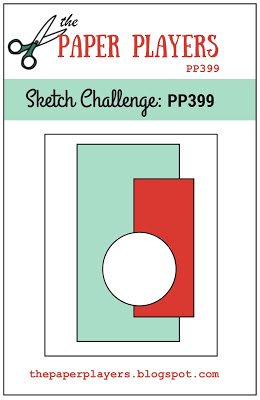 The Paper Players sketch challenge PP399