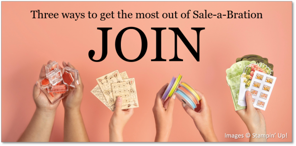get the most out of sale-a-bration - JOIN