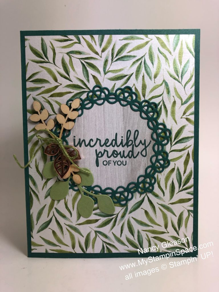 Incredible LIke You stamp set