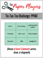 The Paper Players Tic Tac Toe Challenge PP461