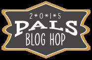 Pals November Blog Hop Badge