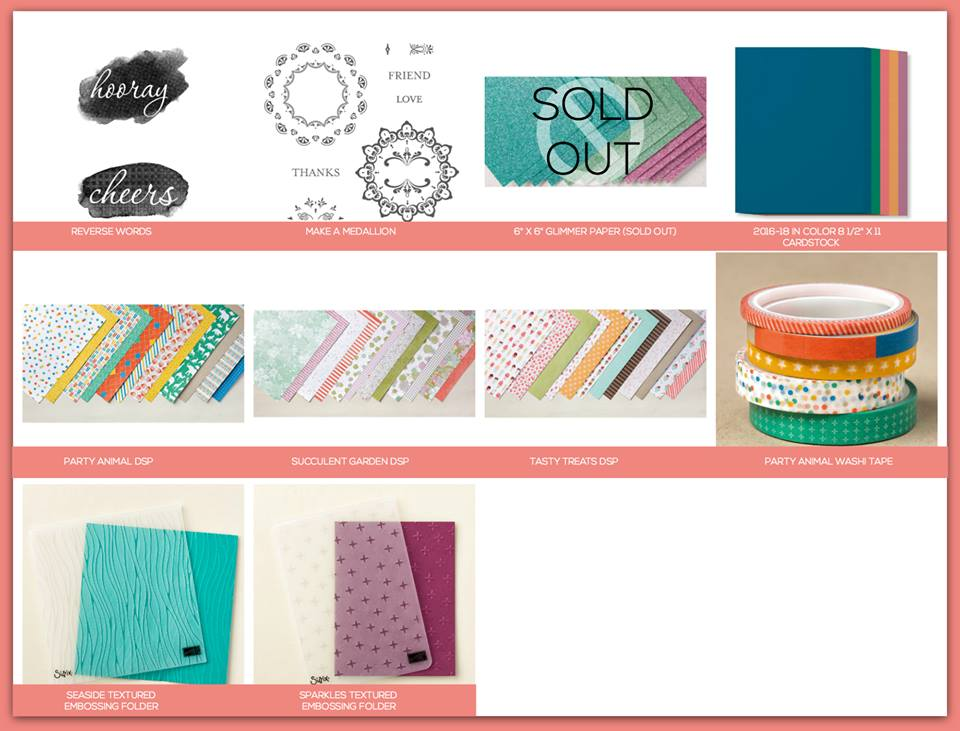 More items added to Sale-A-Bration
