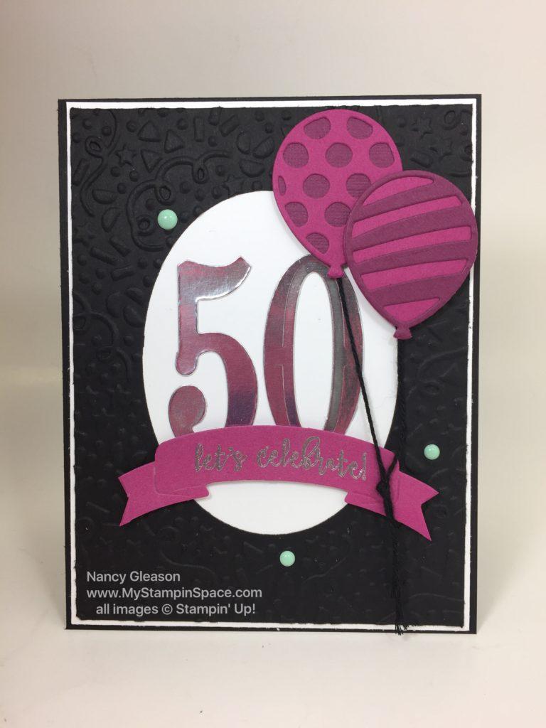 Let's Celebrate 50!
