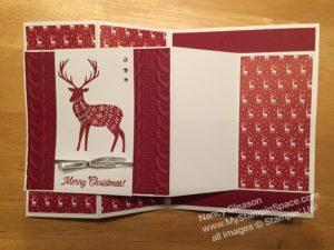 Sweater Deer Double Z Fold