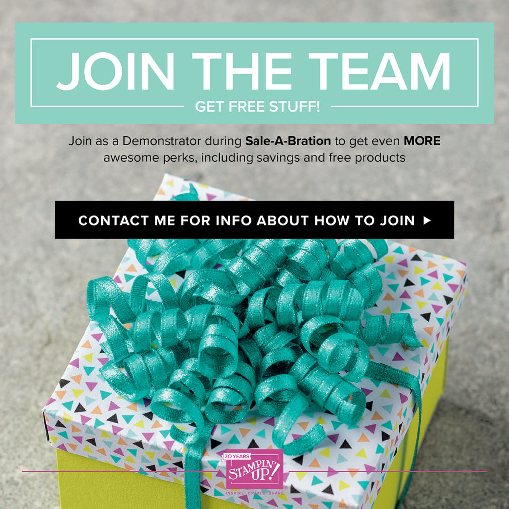 Join Stampin' Up1