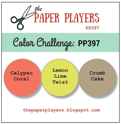 Paper Players PP397 Color Challenge