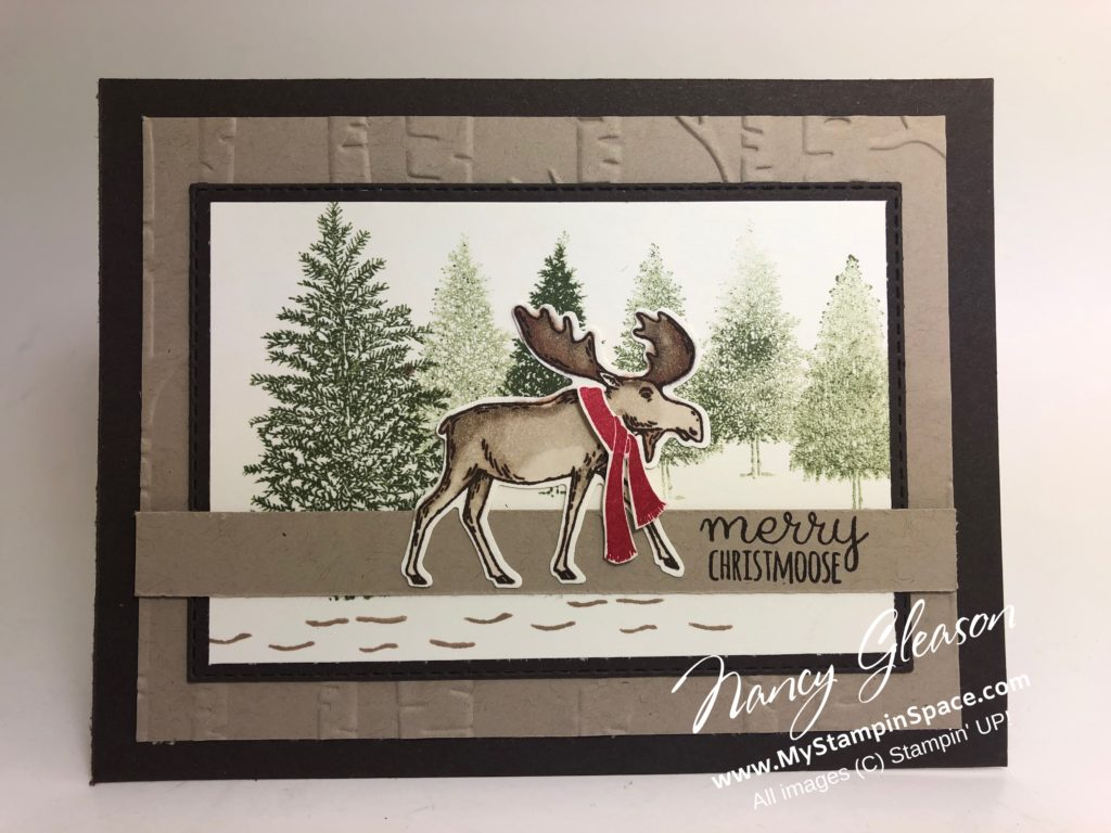 Merry Moose for FMS400