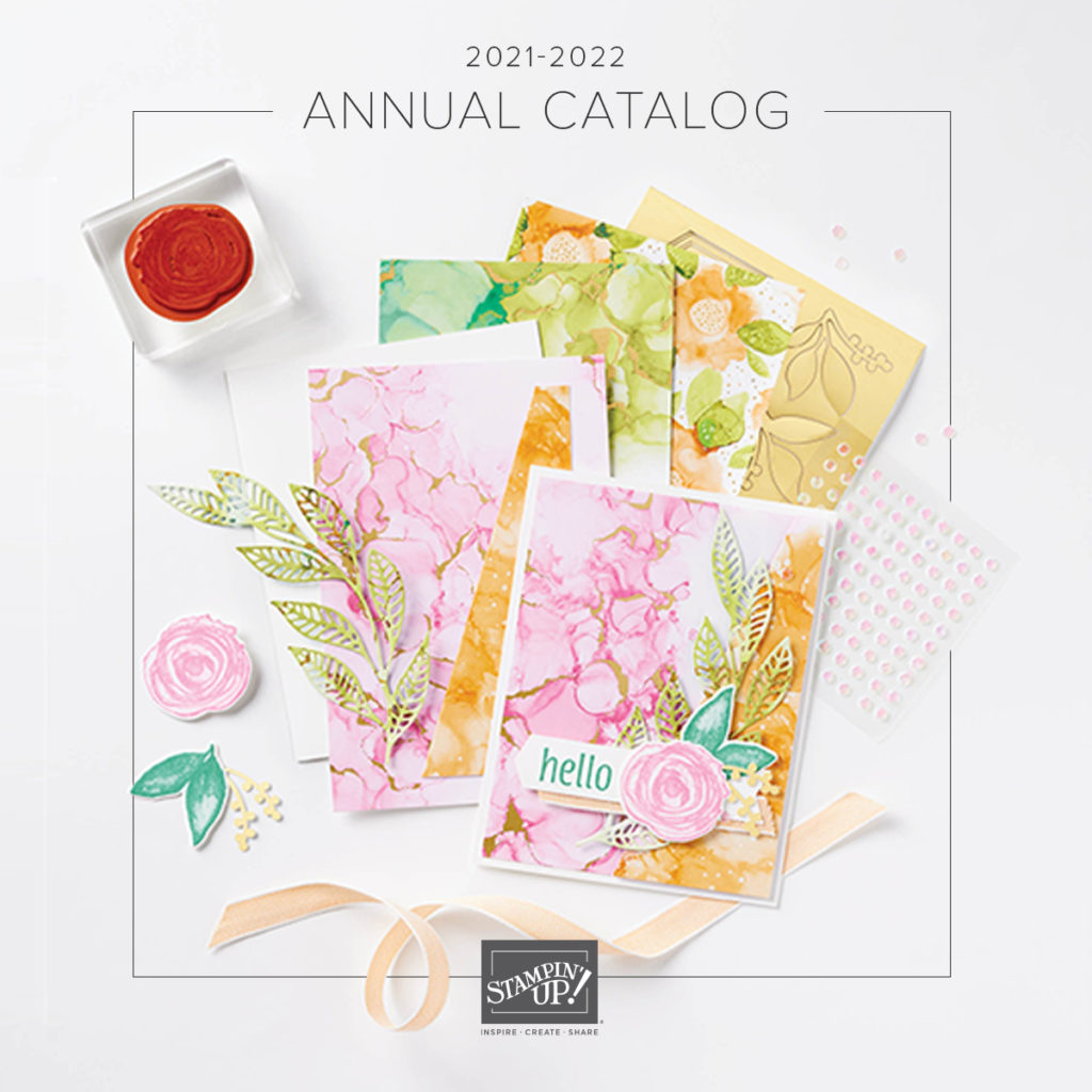 2021-22 Stampin' Up! Annual Catalog
